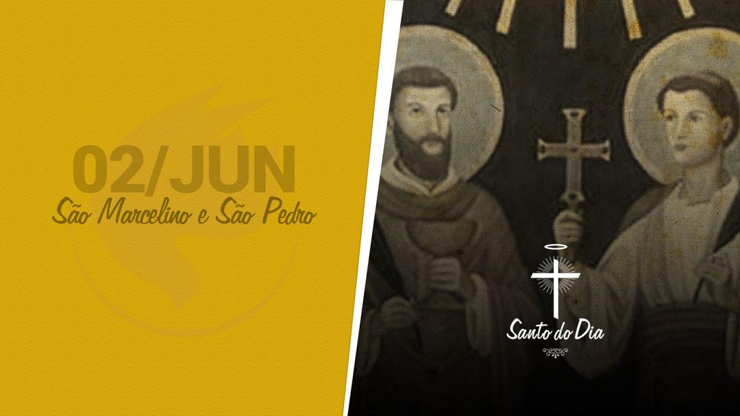 São Marcelino e São Pedro