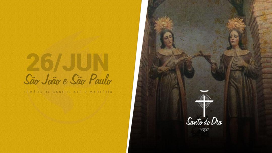 São João e São Paulo