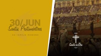 Santos Protomártires da Igreja romana