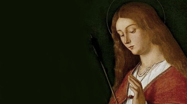 Santa Úrsula - Santo do Dia