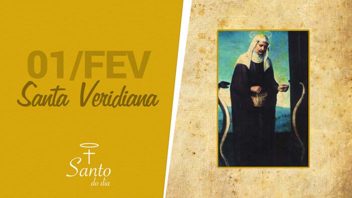 Santa Veridiana