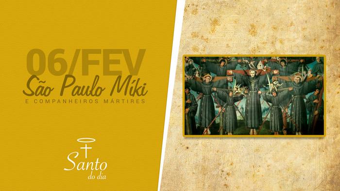 São Paulo Míki e companheiros Mártires