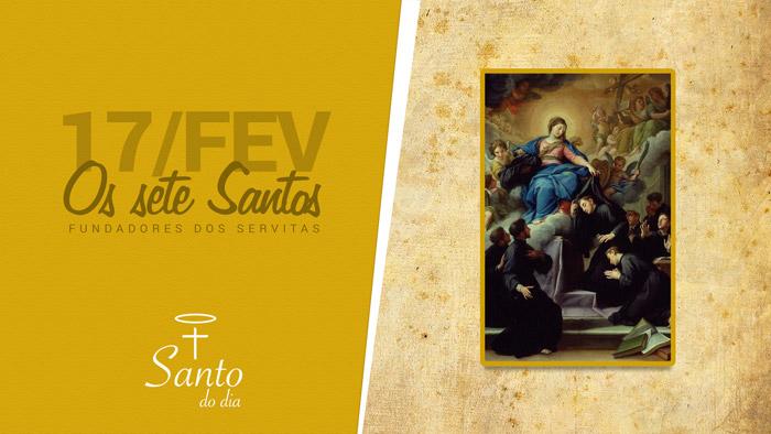 Sete Santos fundadores dos Servitas