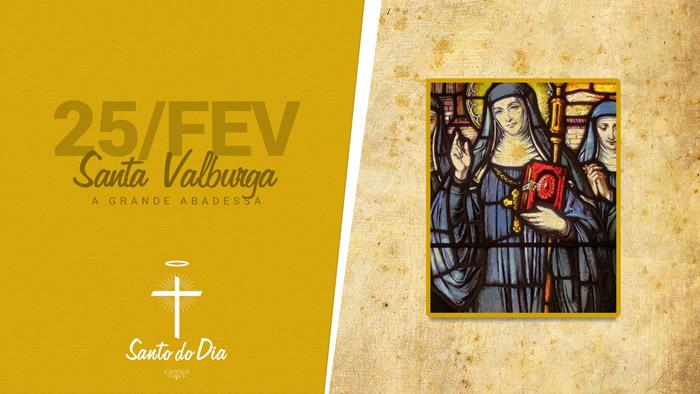 Santa Valburga