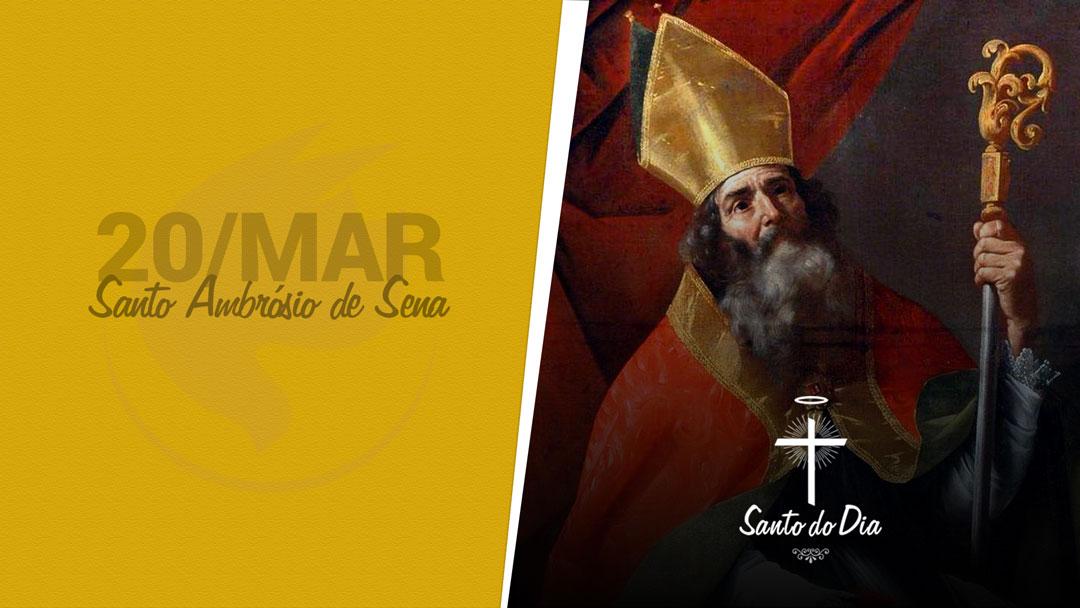 Santo Ambrósio de Sena