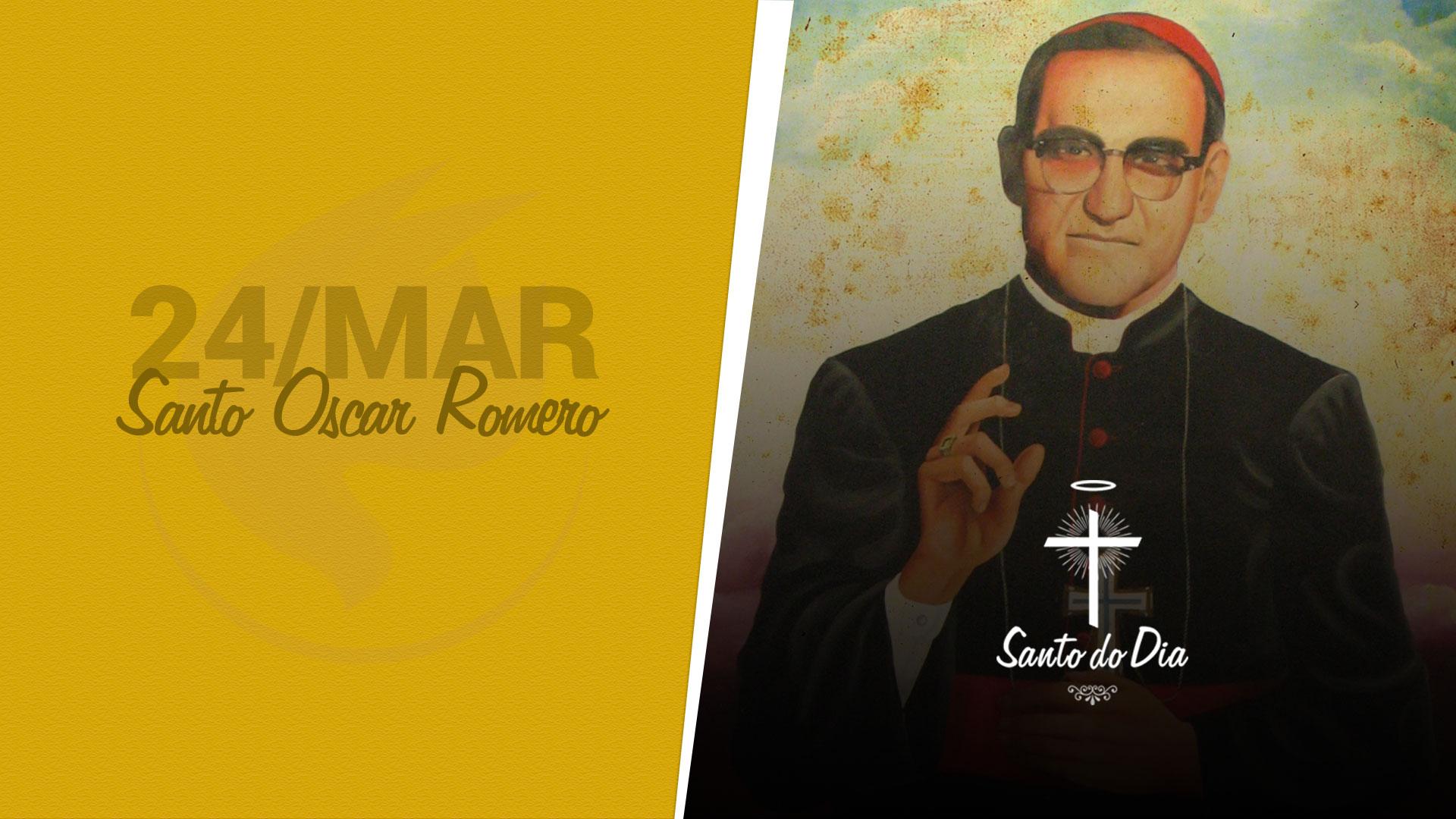 Santo Oscar Romero