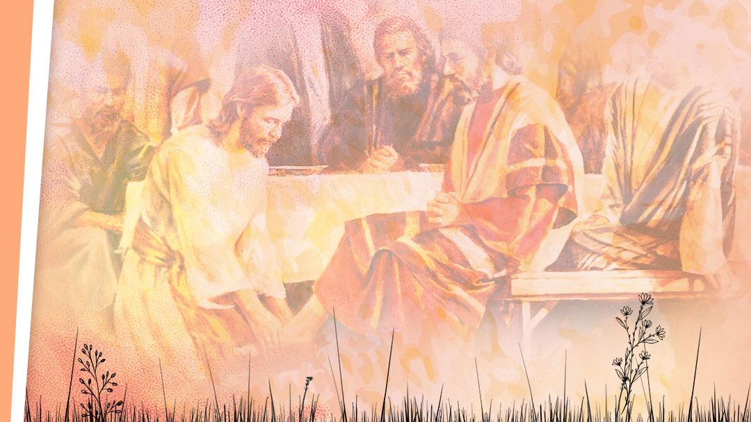 Semana Santa: Lava-pés e a Instituição da Eucaristia