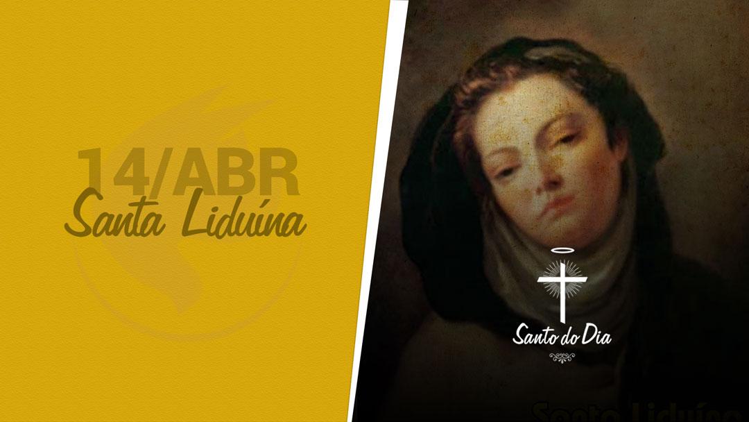 Santa Liduína