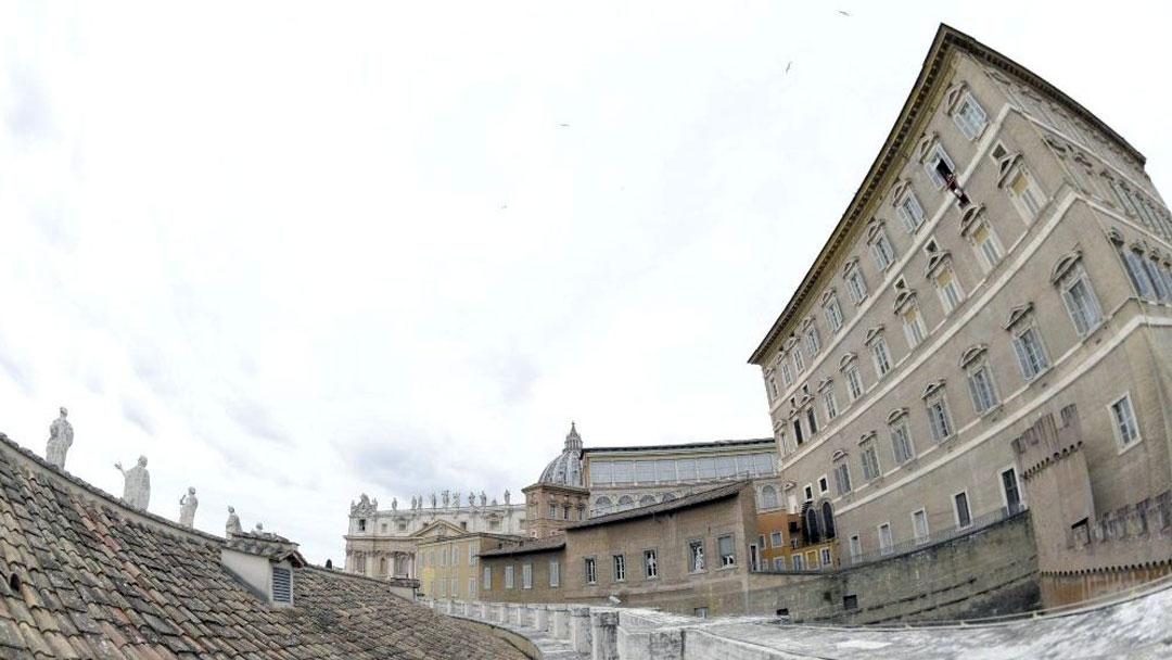 Regina Coeli no Domingo da Ascensão do Senhor(imagem: Vatican News)