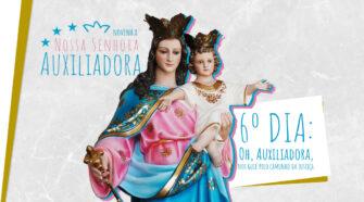 Novena a Nossa Senhora Auxiliadora - 6º dia