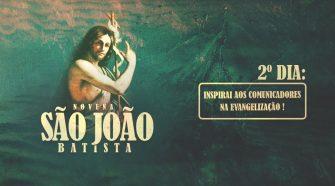 Novena a São João Batista - 2º dia