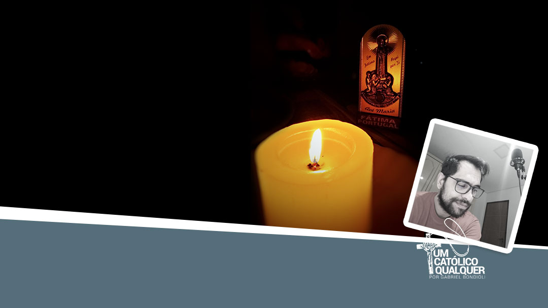 O Exemplo de vivência na oração - Um Católico Qualquer