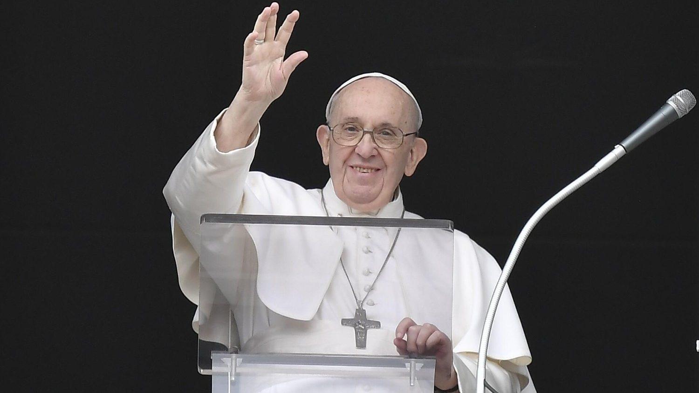 Papa no Angelus de 25/07/2021 (Imagem: Vatican News)
