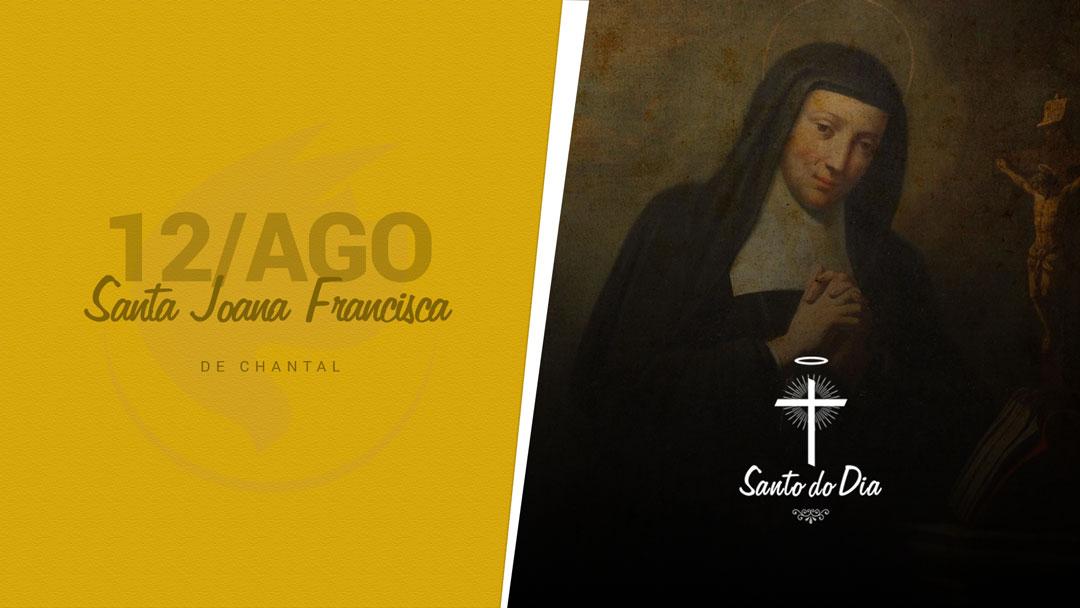 Santa Joana Francisca de Chantal