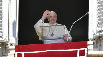 Papa no Angelus de 29/08/2021 (Imagem: Vatican News)