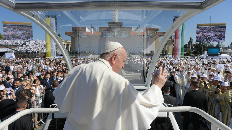 Papa no Angelus de 12/09/2021 (Imagem: Vatican News)