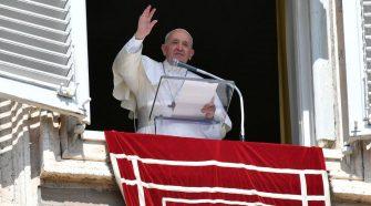 Papa Francisco no Angelus de 19/09/2021 (Imagem: Vatican News)