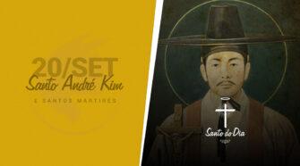 Santo André Kim e santos Mártires