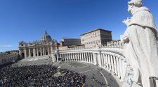 Papa Francisco no Angelus de 10/10/2021 (Imagem: Vatican News)